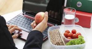healthy eating tips for workaholic