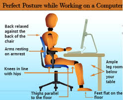 ergonomics workstation