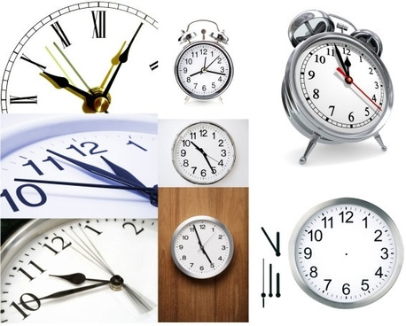 24 hours clocks