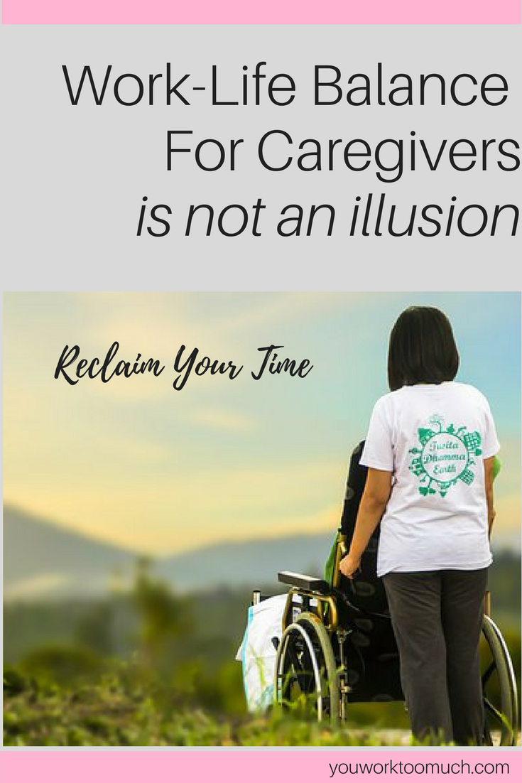 work-life balance for caregivers